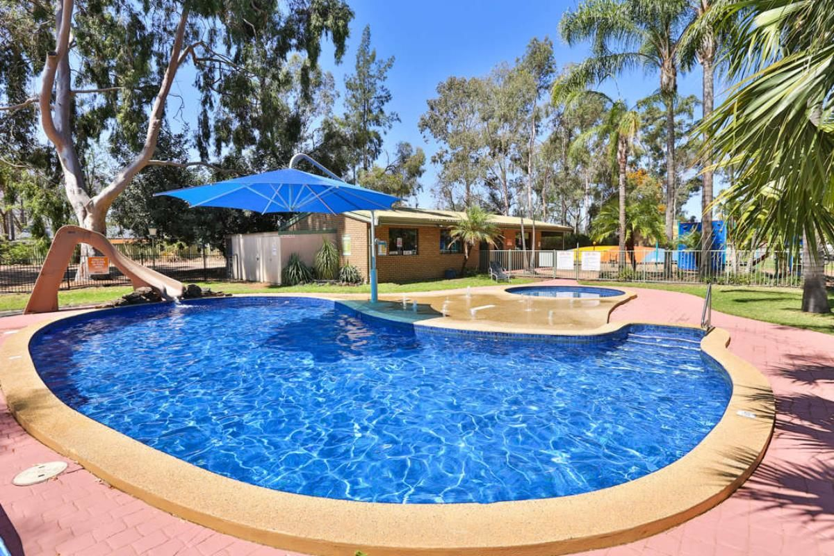 The murray vicparks - Holiday parks with swimming pools ...