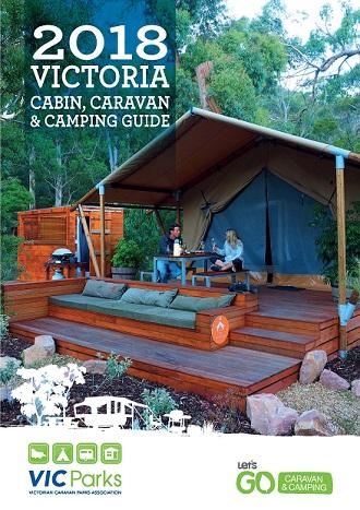 2016 Victorian Cabin, Caravan & Camping Guide